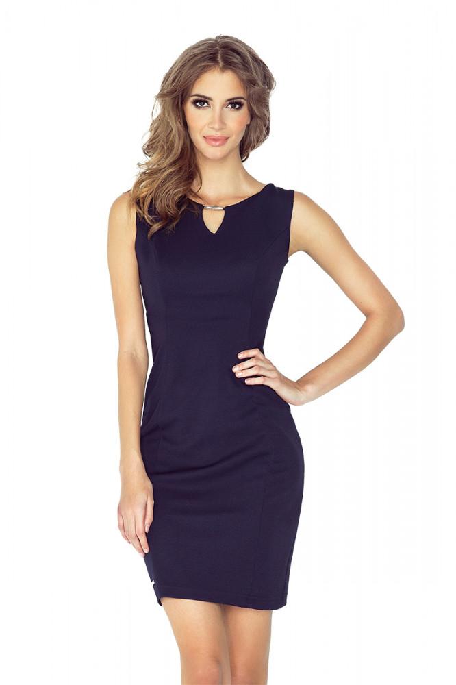 Dámske šaty 005-2 - Spoločenské šaty krátke - Locca.sk 56221563de5