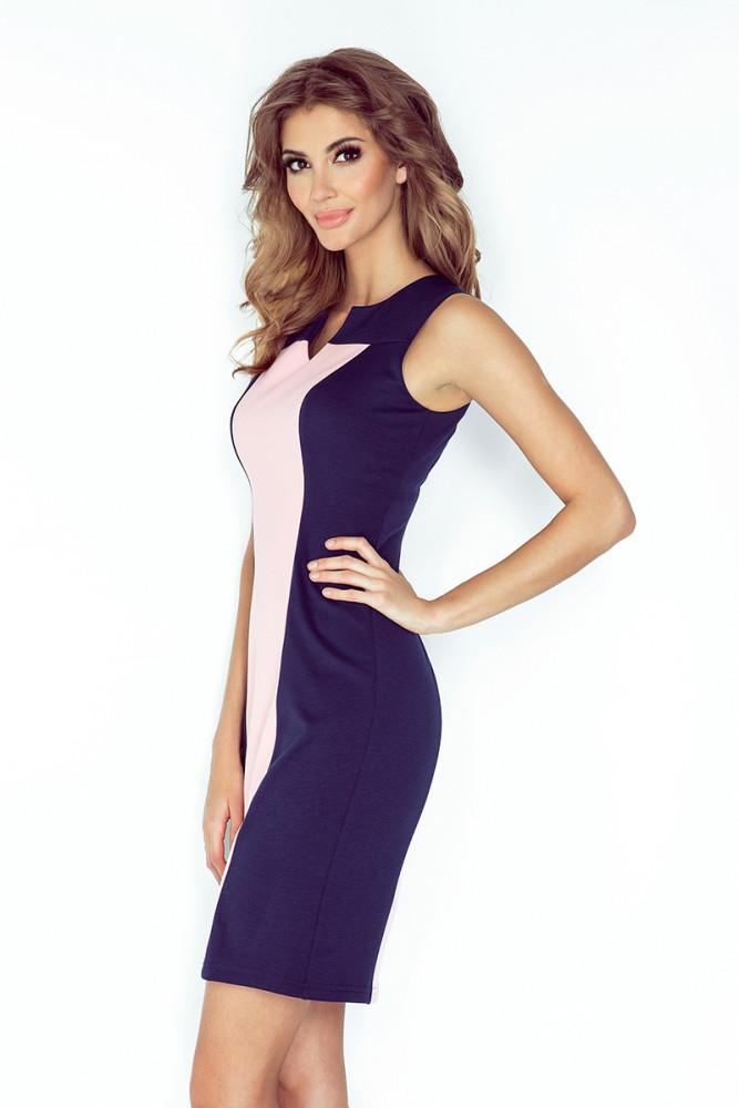 Dámske šaty 006-2 - Spoločenské šaty krátke - Locca.sk 8e4d6fa2af0