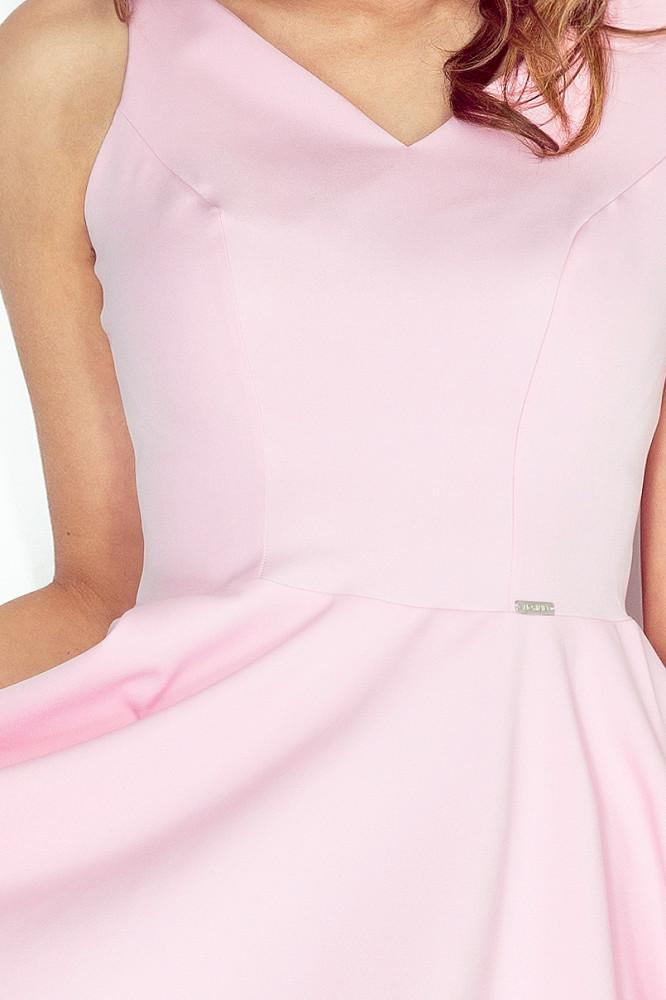 d7bb23f63574 Dámske šaty 014-2 - Spoločenské šaty krátke - Locca.sk