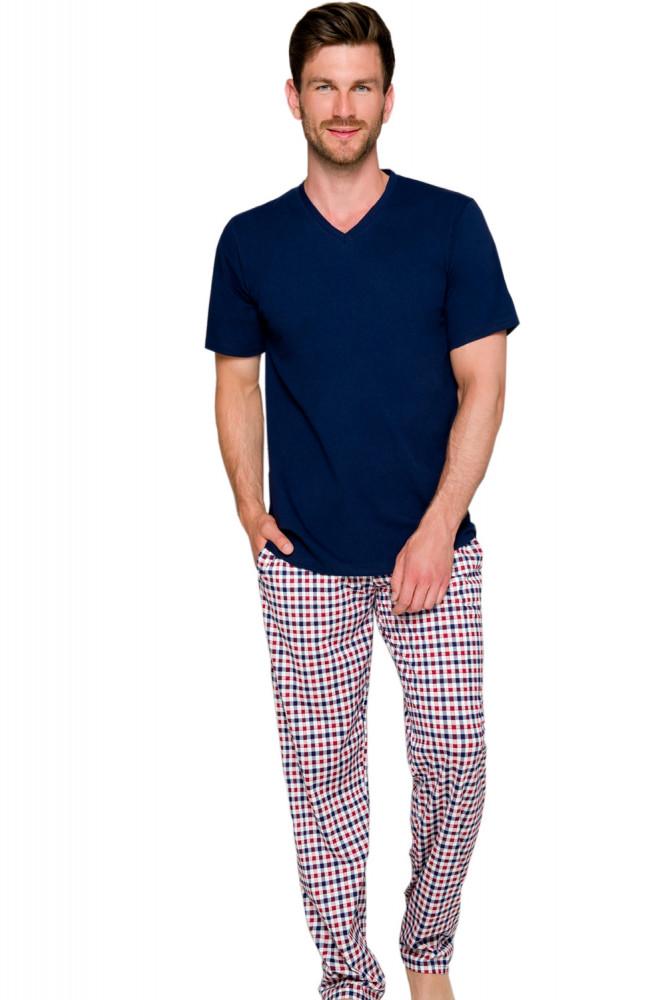 b9f04e0defa2 Pánske pyžamo Adam 2131 - Pánske pyžamá - Locca.sk