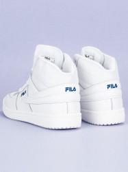 Biele členkové tenisky od značky Fila #4