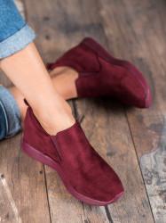 Dizajnové  členkové topánky  dámske