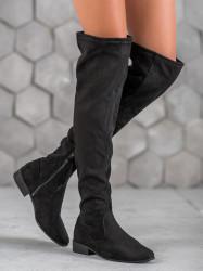 Dizajnové  dámske  čižmy