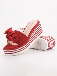 Dizajnové dámske   šľapky #1