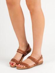 51d9e496dd54 Dámske sandále veľkosť 36 - Locca.sk