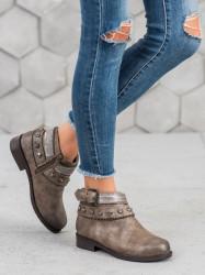 Exkluzívne   členkové topánky dámske