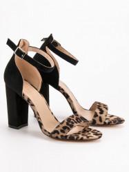 Exkluzívne   sandále dámske #1