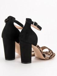 Exkluzívne   sandále dámske #2
