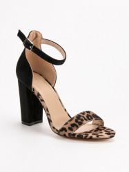 Exkluzívne   sandále dámske #4