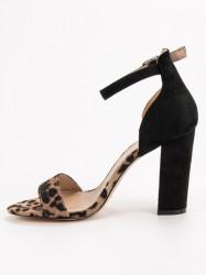 Exkluzívne   sandále dámske #5