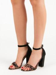 Exkluzívne   sandále dámske #6