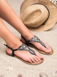 Jedinečné  sandále  dámske