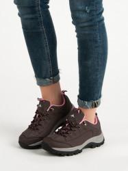 Jedinečné   trekingové topánky dámske