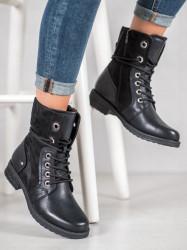 Klasické dámske  členkové topánky