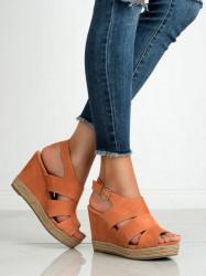 Klasické  sandále dámske