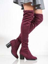 Komfortné  čižmy  dámske