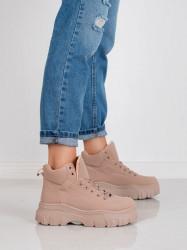 Komfortné  členkové topánky dámske