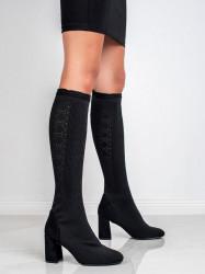 Komfortné dámske   čižmy