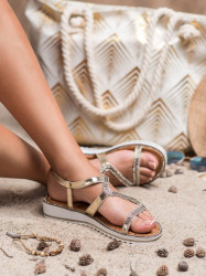 Komfortné dámske   sandále