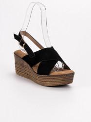 Komfortné   sandále dámske #1