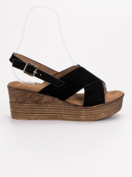Komfortné   sandále dámske #2