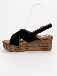 Komfortné   sandále dámske #3
