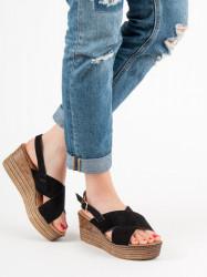 Komfortné   sandále dámske #4