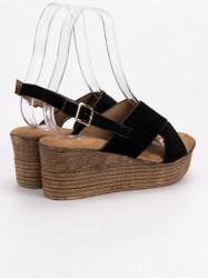 Komfortné   sandále dámske #5