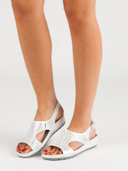 Komfortné  sandále dámske