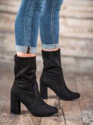 Krásne  dámske  členkové topánky