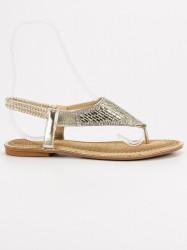 Krásne dámske  sandále #1