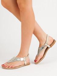 Krásne dámske  sandále #3