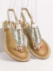 Krásne dámske  sandále #4