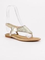 Krásne dámske  sandále #5
