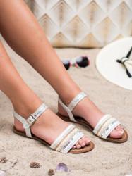 Krásne  sandále dámske