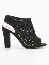 Krásne  sandále dámske #4