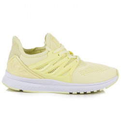 Lehké žluté sportovní tenisky