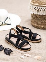 Luxusné  sandále  dámske