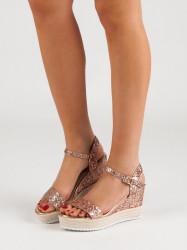 Moderné dámske   sandále #4