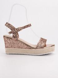 Moderné dámske   sandále #5