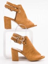 Moderné dámske   sandále #1