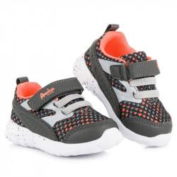 59d93843a98a5 Módne tenisky a športové topánky strieborné detské