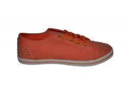 Nízke oranžové tenisky