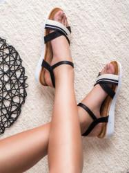 Originálne  sandále dámske