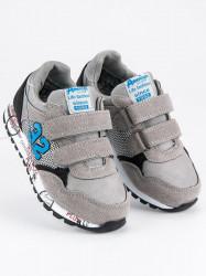 c6b5ea10d2e Originálne strieborné tenisky a športové topánky detské