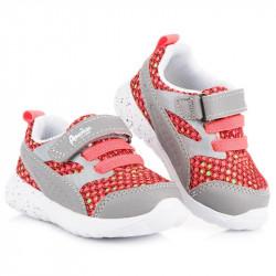 8e36cf68b329f Originálne strieborné tenisky a športové topánky detské