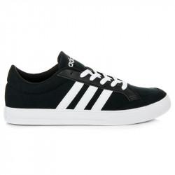 Pohodlné čierne pánske športové tenisky Adidas
