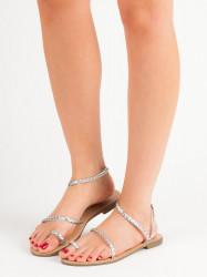 Pohodlné dámske   sandále