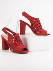 Pohodlné  dámske  sandále #1