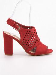 Pohodlné  dámske  sandále #4